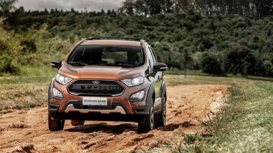 Fim da produção do EcoSport na Índia compromete venda do SUV nas Américas
