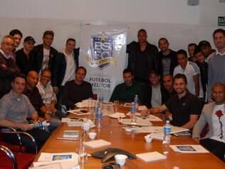 Jogadores se reúnem para discussão de melhorias no futebol brasileiro