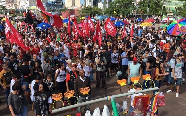 Sindicatos resolveram se unir em vários estados para manifestações de Dia do Trabalho, que devem criticar mudanças na Medida Provisória 873