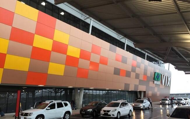 O novo aeroporto de Vitória foi entregue no primeiro trimestre deste ano e está recebendo voos novos e conexões