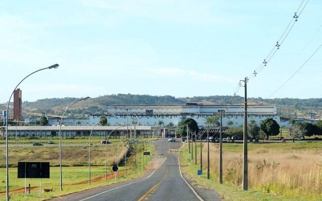 Complexo Penitenciário da Papuda, nos arredores de Brasília, abriga deputado Paulo Maluf e o ex-senador Luiz Estevão