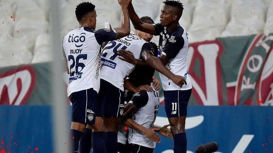 Fluminense X Junior