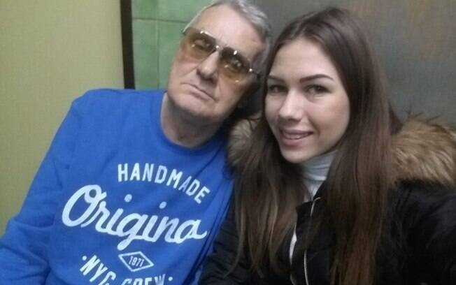 Milijana e o marido, Milojko