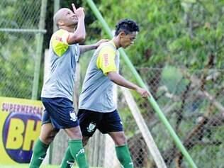 Rodrigo Silva fez dois gols em jogo-treino do América ante o Villa