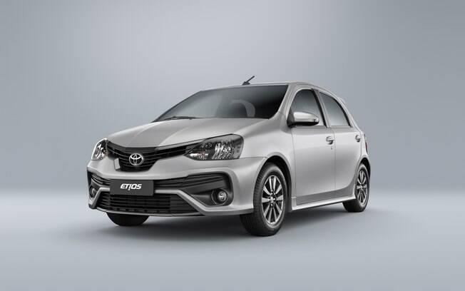 Toyota Etios se destaca por integrar controle de estabilidade e tração em todas as versões