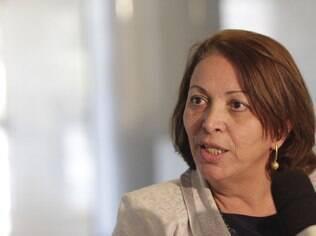 Ideli Salvatti, ministra da Secretaria de Relações Institucionais da Presidência da República