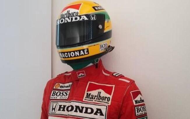 Polícia recuperou 300 itens de Ayrton Senna que foram roubados