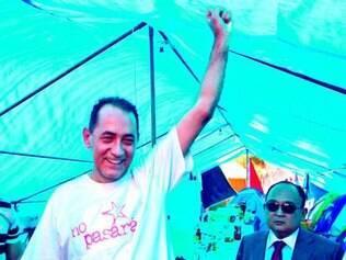 João Paulo ganhou indulto, mas não pode visitar pais fora de Brasília