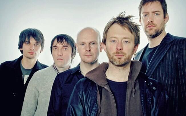 Confirmado! Radiohead é uma das atrações do festival Glastonbury