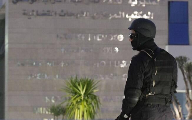 Droga apreendida com brasileiro e mais cinco foi encaminhada ao Departamento Central de Investigação Judicial do Marrocos