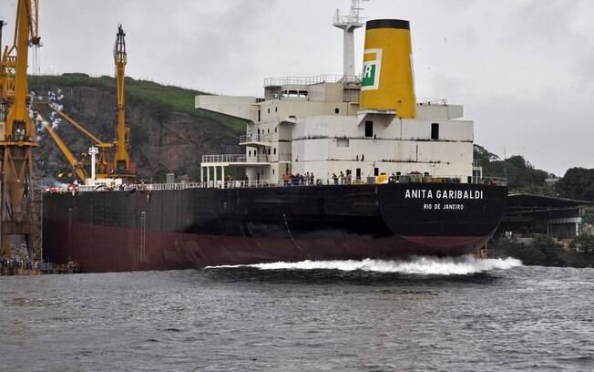 Resultado de imagem para Transpetro navios