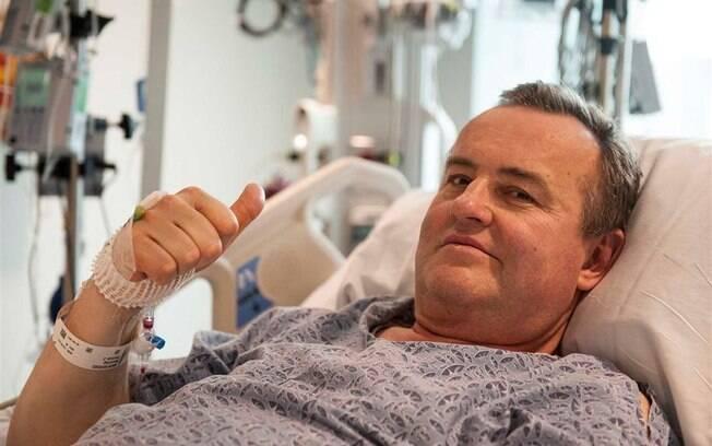 Primeiro homem a receber transplante de pênis nos EUA pede atenção do governo para questão