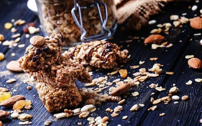 Cuidado com os cereais, principalmente os cheio de aditivos e conversantes