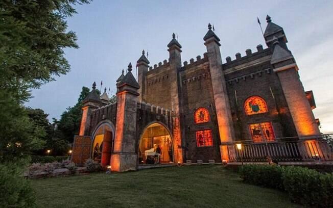 Castelo de Vinhedo terá Halloween no final de semana