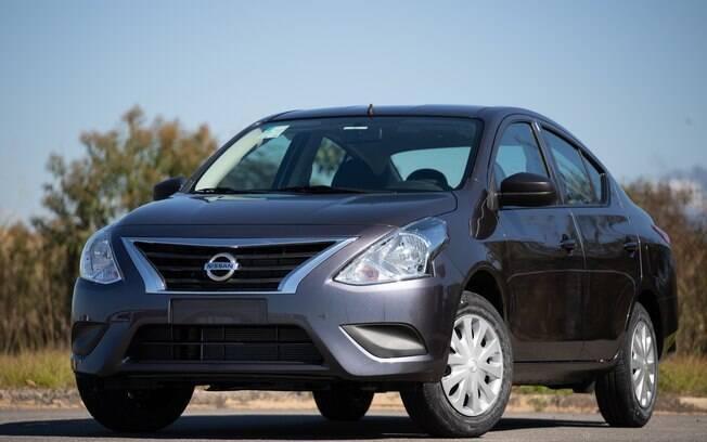 Nissan Versa V-Drive 1.0