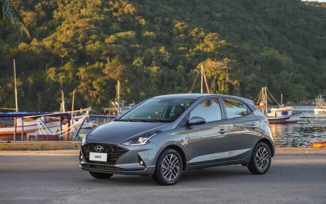 Hyundai HB20 1.0 Turbo 2021