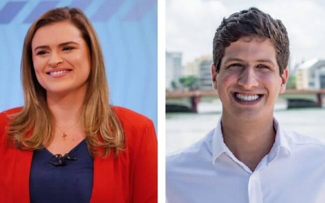 Marília Arraes (PT) e João Campos (PSB) são primos e disputam o 2º turno em Recife