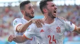 Espanha atropela Eslováquia e pega a Croácia