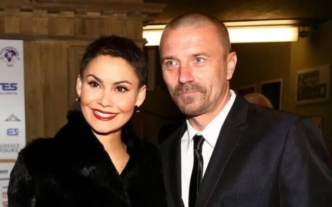 Vlad'ka Erbova era mulher do ex-jogador Tomas Repka, que foi condenado por anunciar que ela é prostituta