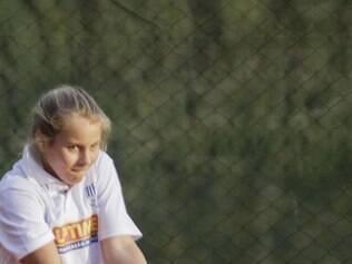 Marina Figueiredo tem apenas 14 anos e levou o ouro no Brasileiro