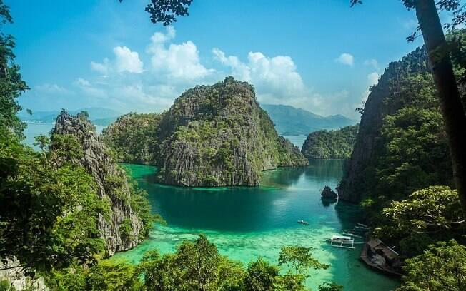 As Filipinas também aparecem em destaque no top 10