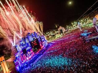Cadastro no site do evento garante a pré-venda de ingressos do primeiro Rock in Rio-USA