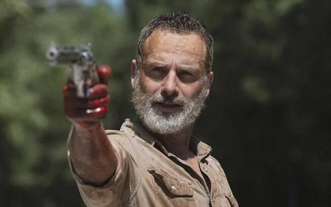 O episódio final de Rick Grimes em The Walking Dead teve muita emoção e tensão