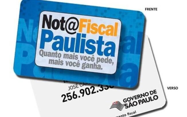 Resultado de imagem para SORTEIO DA nOTA fISCAL PAULISTA