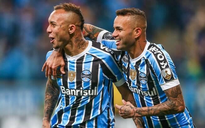 Grêmio eliminou o Estudiantes e está nas quartas da Libertadores