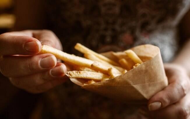 Batata frita pode acabar com sua dieta e com sua saúde