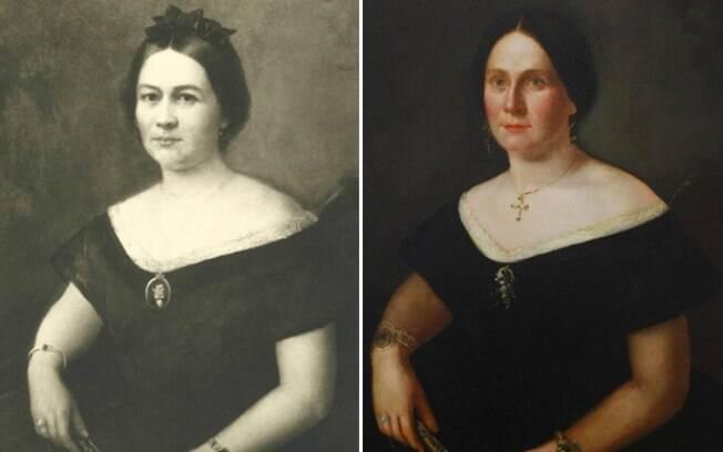 Ap 243 S S 233 Culos Farsa Sobre Retrato De Mulher De Lincoln 233