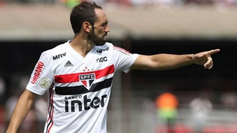 Juanfran não defenderá o São Paulo na próxima temporada