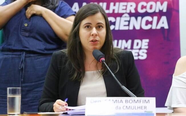 Sâmia Bonfim é uma das cotadas no PSOL para disputar as eleições municipais