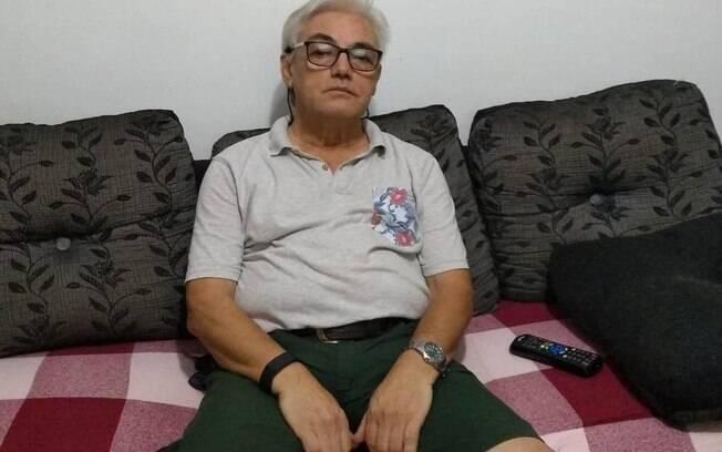 O comerciante português João Batista Ribeiro, de 67 anos, morava no Brasil há 40 anos