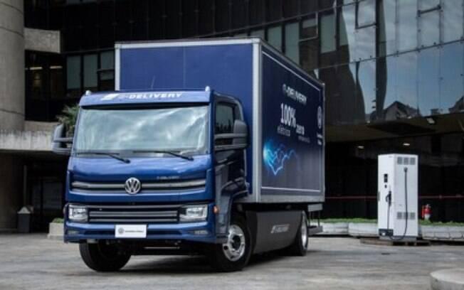 VW e-Delivery tem primeiro lote esgotado em um mês