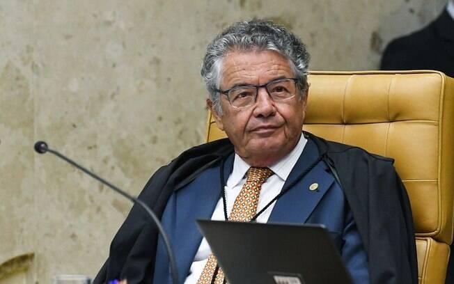 Marco Aurélio também disse que espera que o novo presidente do Supremo, Luiz Fux,