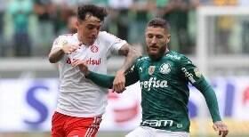 Palmeiras vence o Inter e encerra sequência negativa