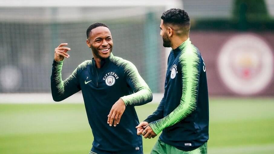 Sterling e Mahrez podem deixar o Manchester City