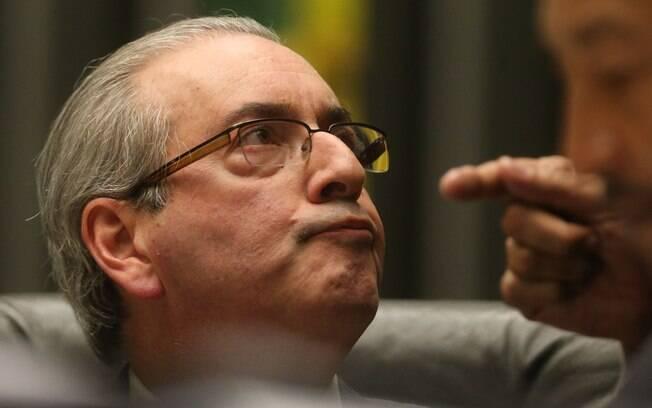 Presidente afastado da Câmara, Eduardo Cunha, é réu em inquérito da Operação Lava Jato