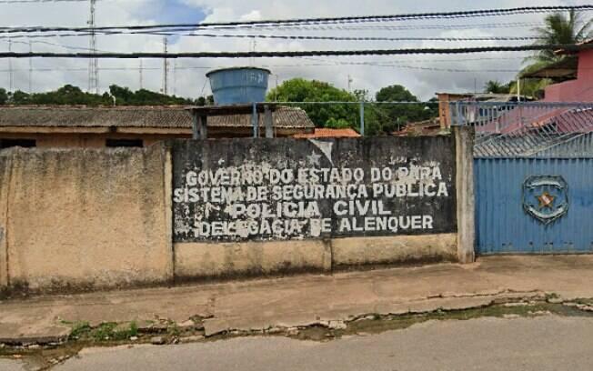 Caso foi registrado na Delegacia de Polícia Civil de Alenquer.