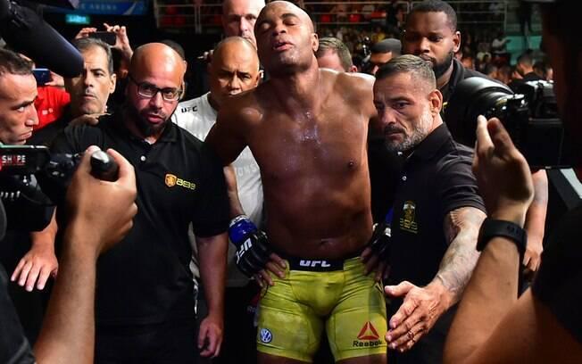MMA brasileiro: Anderson Silva foi derrotado no UFC do Rio de Janeiro, neste ano de 2019