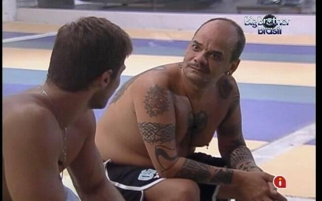 João Carvalho e Jonas comentam sobre os resultados de antigos Paredões