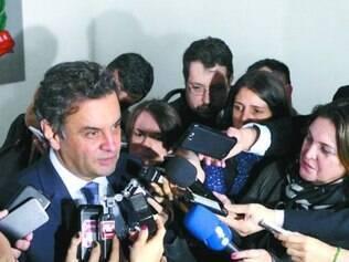 """Presidenciável disse que ele é a vítima de """"calúnias e mentiras"""""""