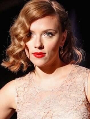 Ronnie Wood e Scarlett Johansson: jantar com a bela vale muito