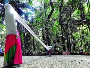 Na rua, Performance irá se apresentar em espaços públicos da cidade, como o parque das Mangabeiras, municipal e praça da Liberdade