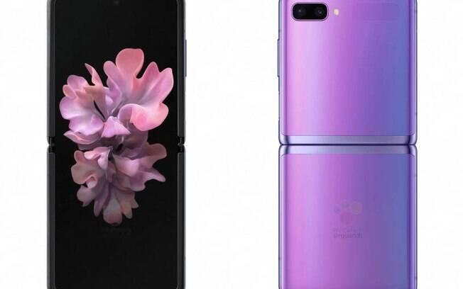 Galaxy Z Flip chega ao mercado brasileiro
