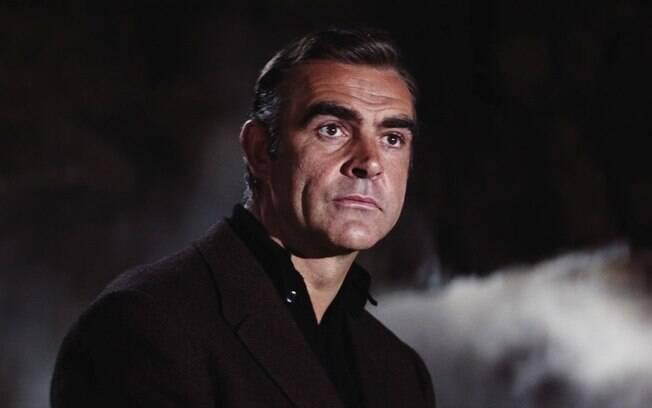 Sean Connery tinha demência