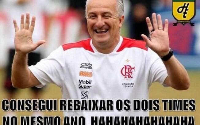 Rebaixamento de Fluminense e Vasco vira motivo de piada em redes ... 81537007881ad