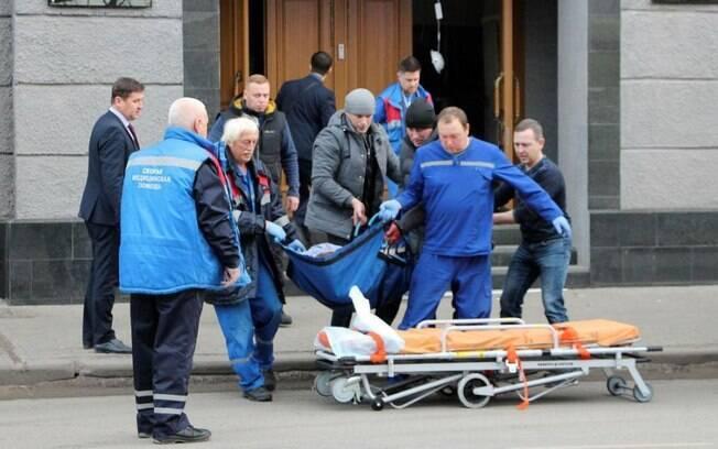 Atentado na Rússia foi perpetrado por meio de uma bomba caseira, que era levada por um menino de 17 anos