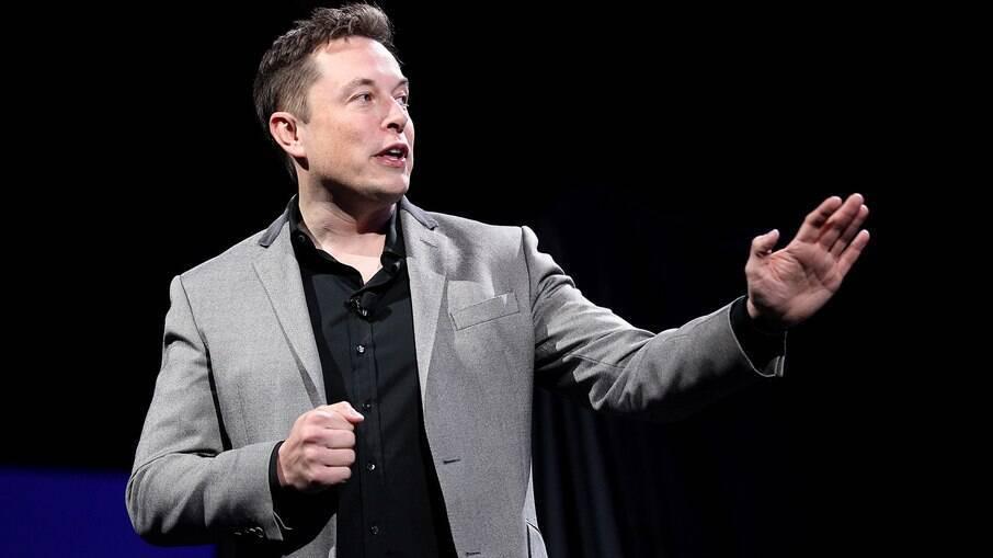 Elon Musk, CEO (ou Technoking) da Tesla